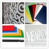 Qualidade SGS Certified PVC WPC Foam Board máquina / extrusora Linha