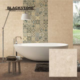 Getto di inchiostro Printing Glazed Porcelain Floor Tile per Bathroom 600X600 (42693)