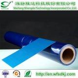 Пленка PE/PVC/Pet/BOPP/PP защитная для алюминиевого профиля/алюминиевой доски плиты/Алюмини-Пластмассы/почищенного щеткой профиля