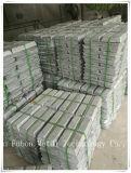 亜鉛インゴット、亜鉛合金のインゴット99.99%中国の製造業者