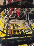 Extrudeuse automatique de film plastique de coextrusion de 3 couches aba