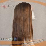 Migliore parrucca umana brasiliana della parte anteriore del merletto dei capelli di Remy
