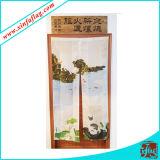Portiere de poliéster, cortinas personalizadas, cortinas de artesanato