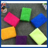 toalla de plato del color sólido de los 30cm*30cm Microfiber (QHSD0090349)