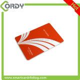 4つのカラーオフセット印刷FM11RF08のアクセス制御RFIDカード