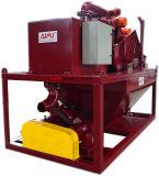 Изготовление рециркуляционной системы грязи Oilfiled высокой эффективности