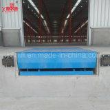 Cargar fijado yarda del nivelador/de la rampa del muelle y descarga de la plataforma