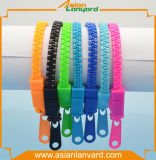 Bracelet coloré promotionnel de tirette
