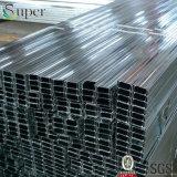 Baustahl unterteilt Stahlkanal-Größen-Diagramm