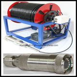 Tiefe Borewell Unterwasserkameras, Bohrloch-Inspektion-Kamera und Wasser-Vertiefungs-Kamera
