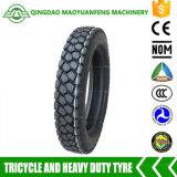 3.50-12 Neumáticos del triciclo del descuento de la marca de fábrica de China para la venta
