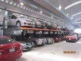 Hydraulisches mechanisches doppeltes Pfosten-Auto-Parken-Gerät