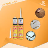 Weißes Color 320ml Cartridge Liquid Nail Glue für Acrylic