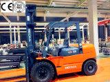 販売の4.5トンのディーゼルフォークリフトIsuzu 6bg1