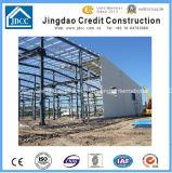 Almacén de la estructura de acero del almacenaje de la vertiente de la casa prefabricada