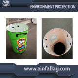 Buntes im Freien Mischung-Sortierfach/Mülleimer-/Abfall-Dose/Abfalleimer