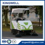 최고 가격 (KW-1760C)를 가진 지면 청소 기계 도로 스위퍼