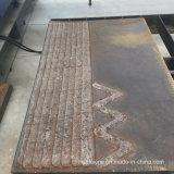 La placa de acero de la máquina de soldadura de superposición de revestimiento duro