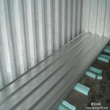 Les produits en acier de matériau de construction ont ridé la feuille de toiture de tôle d'acier