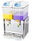 ジュースを涼しい保存するための冷たいジュースディスペンサー(GRT-LSJ12L*2)