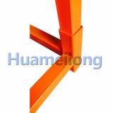 Metallabmontierbare stapelbare Gummireifen-Speicher-Zahnstange