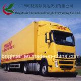 安い貨物船TNT Federal Express UPS DHL Aramexアマゾンのポストのメールの中国からの世界的にへの明白な出荷のレート