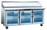Fabricante do refrigerador da tabela do contador do banco da preparação