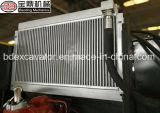 Excavatrice hydraulique de roue de Baoding 8.5ton