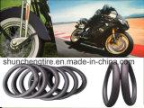 Les chambres à air de moto de la qualité la meilleur marché et bonne 3.00-17 3.00-18
