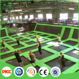 2015 Sale chaud Large Commercial Trampoline, Commercial Trampoline Park, Commercial Trampoline à vendre