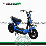 Motocicleta elétrica com pneus sem câmara de ar