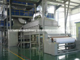 Halbautomatisch und Newest Technology pp. Spunbond Nonwoven Fabric Making Machine
