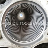 Edelstahl-Wasser-Draht-Filterrohr-Bildschirm-Rohrleitung