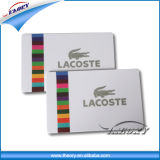 Carte en plastique de PVC de blanc de machine d'impression offset