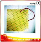 Silicone Rubber 3D Printer Heater 220V 800W 400*400*1.5mm