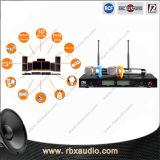 DSP-D6 7.1無線電信のマイクロフォンのホームシアターのスピーカー