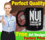 Ceramic promotionnel Coffee Mug avec Cutomer Design Logo