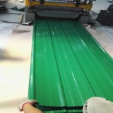 (0.125mm-1.3mm) PPGI/Colorは鋼鉄コイルに塗るか、または鋼鉄コイルに電流を通した