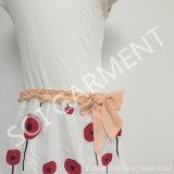최신 Salt Tc 및 Rayon Print Flower Baye Dress (KDR-11)