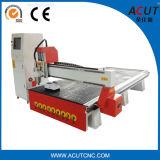 Máquina de trabajo de madera del ranurador del grabado del CNC con el vector de aluminio