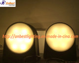 Bom preço acima e para baixo luz da parede do diodo emissor de luz 10W em IP65