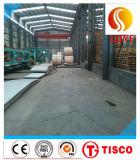Blad 202 304 van het Roestvrij staal van de Plaat van het roestvrij staal