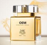 Parfum de luxe d'homme de parfum d'homme de parfum de monsieur