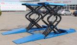 La pequeña plataforma Dsls607 Scissor la elevación 3200kgs