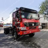 Sinotruk-HOWO 6*4 Traktor-LKW-Kopf, Schlussteil-LKW für Verkauf