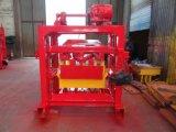 Ручной блок Qtj4-40 делая машину/машину ручного блока отливая в форму