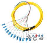 1X32 accoppiatore di fibra ottica dello Sc Upc