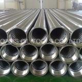 Filtri per pozzi dell'acqua dell'acciaio inossidabile