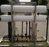 2t/H het Systeem van het Water van RO met 2 PCs 8040