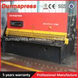 Машина гидровлической плиты цифровой индикации Ce QC12y-30X2500mm режа